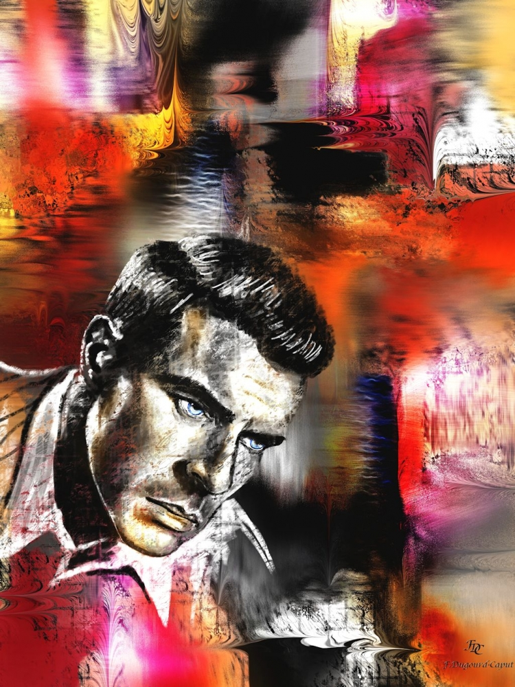 Montgomery Clift by franca64120